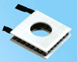 SH, RH Series - Center Hole (Annular) Thermoelectric Modules